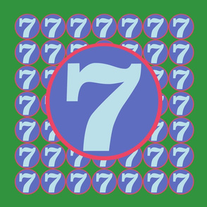 Seven (front side)