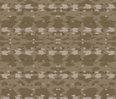 Light Brown Desert Camouflage fabric by peacefuldreams on Spoonflower - custom fabric
