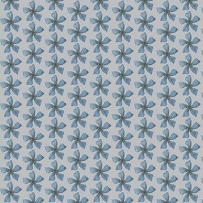 The Blue on the Gray