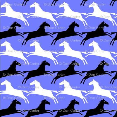 periwinkle horsetooth