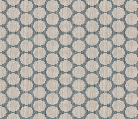 Lost in a Daydream - Antique Blue fabric by kristopherk on Spoonflower - custom fabric
