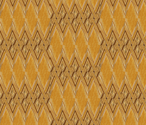 Mayan Interlock half drop fabric by pad_design on Spoonflower - custom fabric