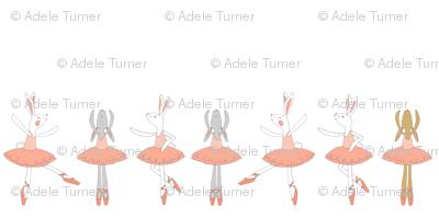 Ballet Dancing Bunnies