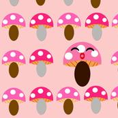 Missy Mushroom PINK