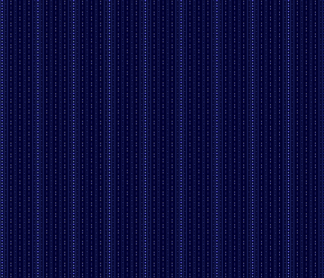 Sprite Pinstripes Navy fabric by nikkai on Spoonflower - custom fabric