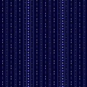 Sprite Pinstripes Navy