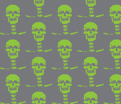 Funny Bone fabric by susaninparis on Spoonflower - custom fabric