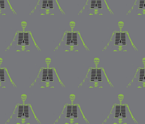Fright Night fabric by susaninparis on Spoonflower - custom fabric