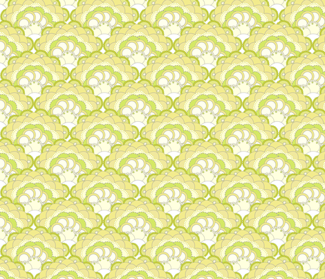 FRESHWATER PEARLS fabric by trcreative on Spoonflower - custom fabric