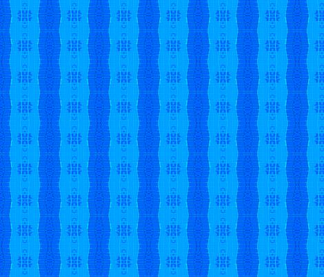 Blue on Blue on Blue fabric by robin_rice on Spoonflower - custom fabric