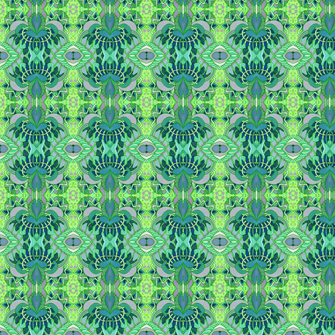 If Grandmother Could See This fabric by edsel2084 on Spoonflower - custom fabric