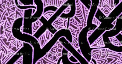 Deco lace