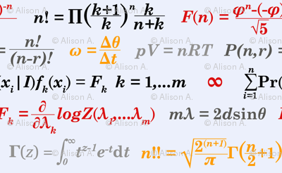 Equations and Equations - Gray