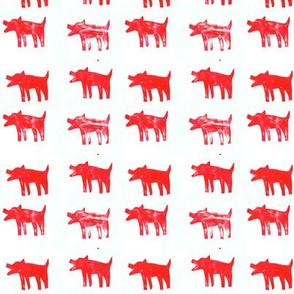Perros Rojos - Red Dogs