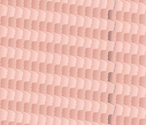 Washing Waves fabric by allida on Spoonflower - custom fabric