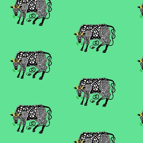 Celtic Cow Small