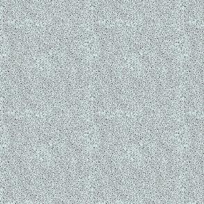 Birds ditzy print-#D9FBFC