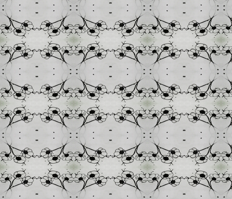 paper flowers fabric by codalion on Spoonflower - custom fabric