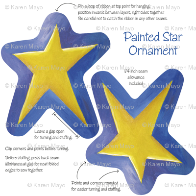 Painted_Star_Ornament
