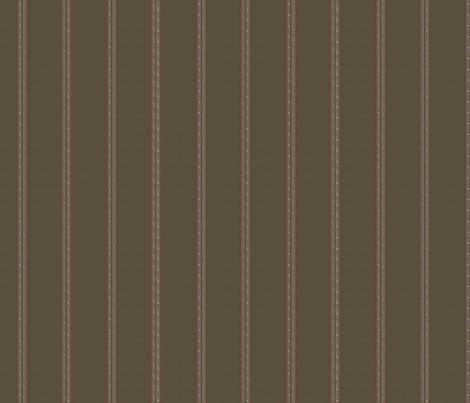 pinstripe_khaki fabric by glimmericks on Spoonflower - custom fabric