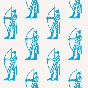 Blue Archer Four