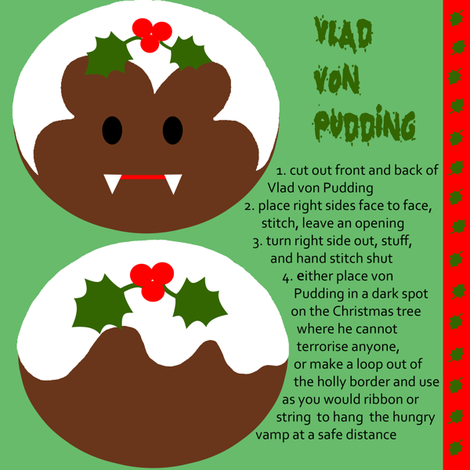 Vlad von Pudding fabric by anaki on Spoonflower - custom fabric
