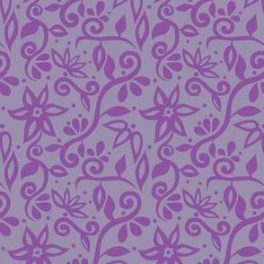 Rapunzel Floral