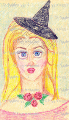 Blonde Witch