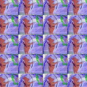 Bear Doing Archery