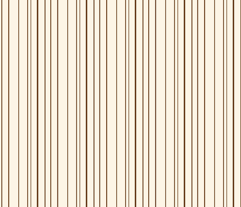 Gentle Stripe fabric by pond_ripple on Spoonflower - custom fabric