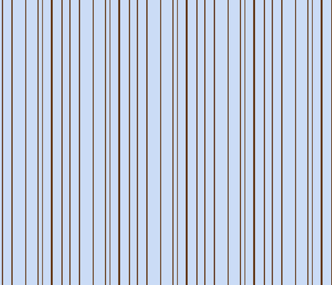 Gentle Stripe IV fabric by pond_ripple on Spoonflower - custom fabric