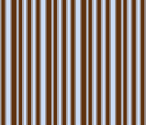Gentle Stripe VII fabric by pond_ripple on Spoonflower - custom fabric