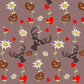 christmas fabric 3