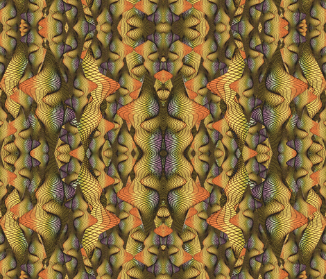 Miles and miles fabric by whimzwhirled on Spoonflower - custom fabric