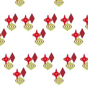 Three Ornaments, Retro