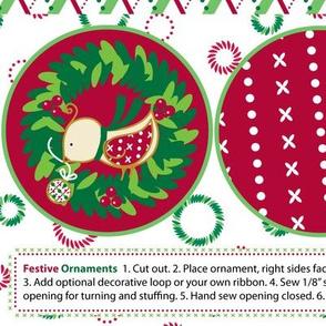 Festive Ornaments - © Lucinda Wei