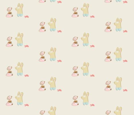 kato_s_little_friends fabric by kato_kato on Spoonflower - custom fabric