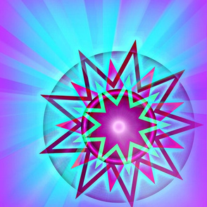 Transparent Star9