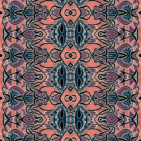 Are You Sure Celtic Knots Started This Way? fabric by edsel2084 on Spoonflower - custom fabric