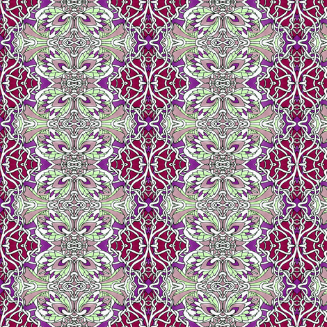 Happy Holidays fabric by edsel2084 on Spoonflower - custom fabric