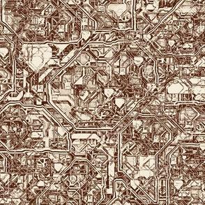 Steampunk Maze 2, L