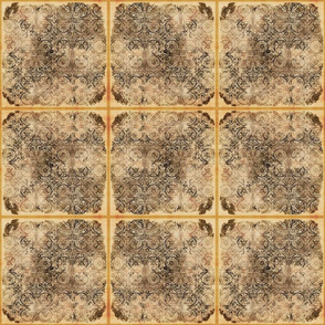 Steampunk Tiles, S