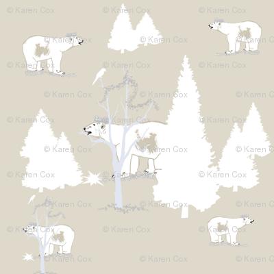Polar Bear King Repeat
