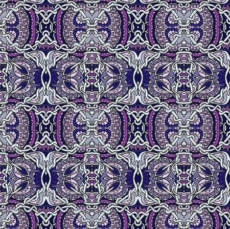 Purple Purple, Purple fabric by edsel2084 on Spoonflower - custom fabric