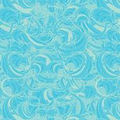 Blue Water Fleur
