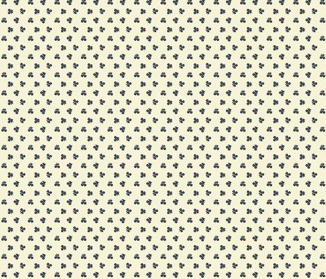 Sand & navy blue fabric by the_cornish_crone on Spoonflower - custom fabric