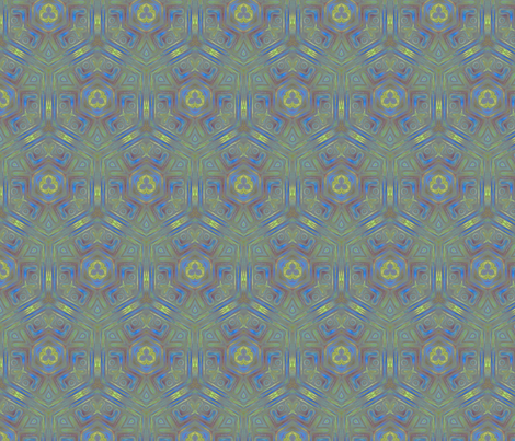 Lily Pad 2 © Gingezel™ 2012 fabric by gingezel on Spoonflower - custom fabric