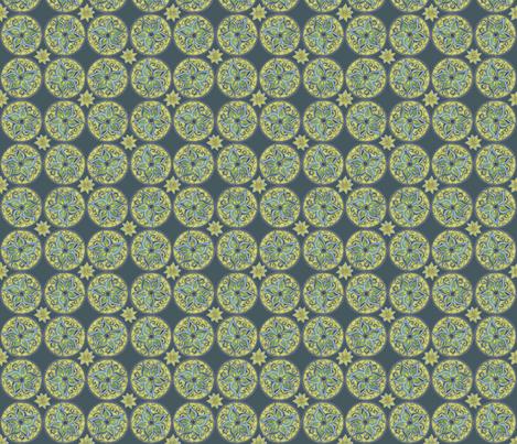 tiles fabric by nicoletamarin on Spoonflower - custom fabric