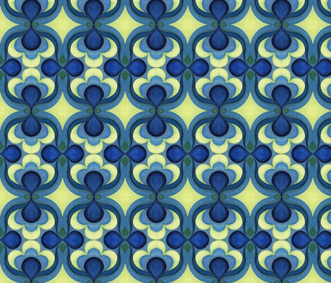 pattern fabric by nicoletamarin on Spoonflower - custom fabric
