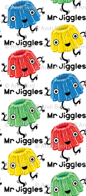Mr Jiggles - jello